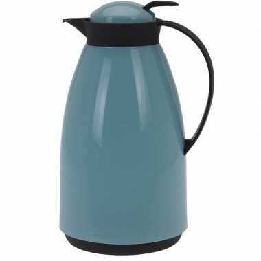 Koffiekan/koffiekan 1 liter aqua