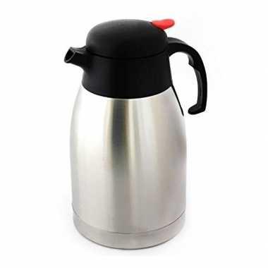 Koffiekan/koffiekan dubbelwandig 1,5 liter