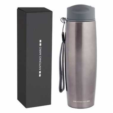 Luxe rvs koffiekan/koffiekan 500 ml antonio miro