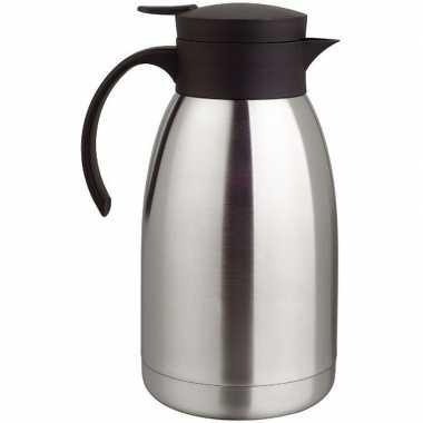 Rvs koffiekan / koffiekan 2 liter