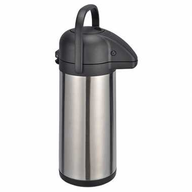 Rvs koffiekansen / koffiekannen van 3 liter